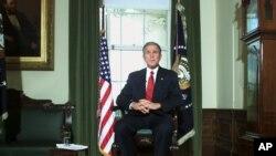 جورج ډبیلیو بش لومړنی امریکایي ولسمشر و چې افغانستان ته یې د ځواکونو استولو پرېکړه وکړه