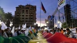 Fuerzas políticas buscan pacificar Bolivia