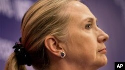 U.S. Secretary of State Hillary Rodham Clinton, in Cambodia Friday, visits Egypt this weekend to meet its new president, Mohamed Morsi of the Muslim Brotherhood.