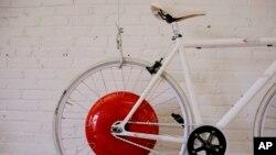 """""""Умный"""" велосипед"""