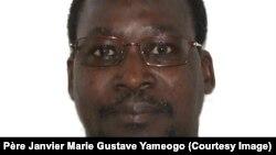Père Janvier Marie Gustave Yameogo, du Secrétariat pour la Communication du Vatican