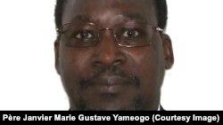 Père Janvier Marie Gustave Yameogo joint par Jacques Aristide