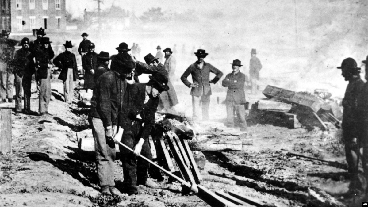 american civil war ended slavery but almost fractured nation