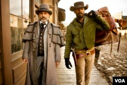 "A still from the movie ""Django Unchained"" (AP)"