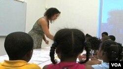 Según la maestra Jennifer Linkletter, el objetivo es enlazarlos con sus raíces.