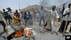Ls violences post-électorales à Kano, Nigeria