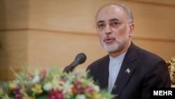 Kepala program nuklir Iran (IAEO), Ali Akbar Salehi di Teheran (Foto: dok).