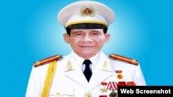 Ông Phan Văn Điền, hay còn gọi là Hà Minh Trí, được phong Anh hùng Lực lượng Vũ trang Nhân dân năm 2005. Photo NLD