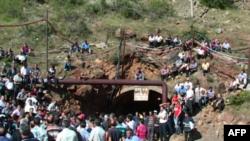 """Shqipëri: Ende jo marrëveshje mes shoqërisë """"ACR"""" dhe minatorëve grevistë"""