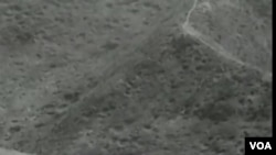 中國志願軍在韓戰期間逃亡的深山野嶺