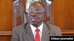 UMayor wakoBulawayo uMnu. Martin moyo