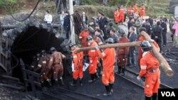 جنوبی چین میں کوئلے کی کان میں دھماکہ