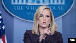 این خبر را کریستین نیلسن وزیر امنیت داخلی آمریکا روز چهارشنبه در کاخ سفید اعلام کرد.