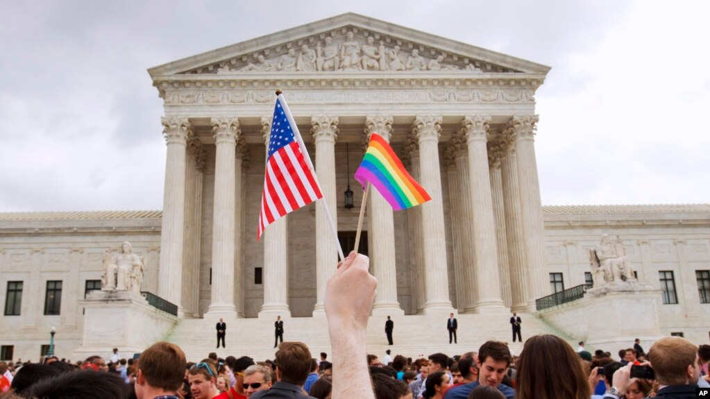supreme court celebrates 25th year of approving constitutional right to abortion The crowd celebrates outside of the supreme court in washington, friday june 26, 2015, after the court declared that same-sex couples have a right to marry anywhere in.