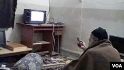 Pasukan elit AS menemukan ponsel yang diduga milik kurir Osama bin Laden saat melakukan penggerebekan kompleks tinggal Osama di Abbottabad, Pakistan.