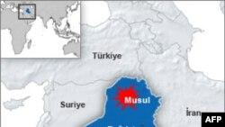 Mosul şəhərinin təlim mərkəzində İraq hərbi geyimində bir şəxs iki amerikalı əsgəri qətlə yetirib
