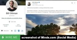 Ông Bill Ottman, TGĐ Minds.com, hôm 3/7/2018 thông báo sắp tung ra giao diện tiếng Việt