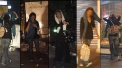 معضل زنان خیابانی در تهران