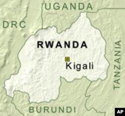 Le président rwandais Paul Kagamé fête déjà sa victoire