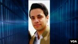 سیروان ابراهیمی، فعال مدنی و مدرس زبان کردی در کامیاران