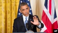 AQSh prezidenti Barak Obama Suriya muxolifatiga ko'makni oshirish bo'yicha yangi qaror qabul qildi.
