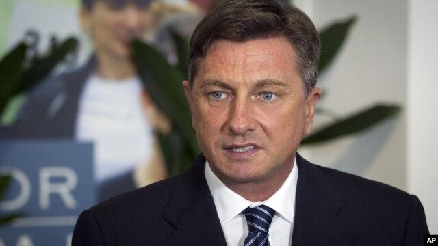 Cựu thủ tướng Borut Pahor của Slovenia đã đắc cử tổng thống