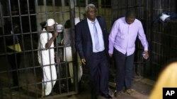 UMnu. Ignatius Chombo loMnu. Kudzanai Chipanga.