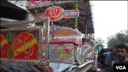 کراچی : بگھی کی سواری