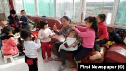 لی یانژیا، از فرزند خوانده های خود نیز برای پیشبرد کارهای خلاف سوء استفاده می کرد
