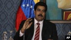 El canciller de Venezuela, Nicolás Maduro, se disculpó por los comentarios realizados previo a la Cumbre.