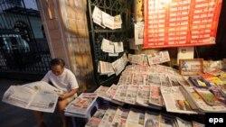 """nhiều nhà báo Việt Nam cho rằng sự kiểm soát của nhà nước làm báo chí bị """"cụt đường phát triển"""""""