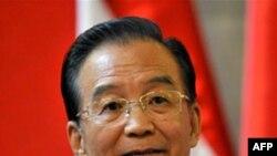 ჩინეთის პრემიერ მინისტრი ევროპაში ჩადის