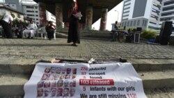 Marche de protestation de Bring Back our Girls à Abuja