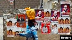 Wakati kampeni zimeshika kasi nchini Kenya uhuru wa kuweka matangazo kwa kila chama unaheshimiwa nchini humo