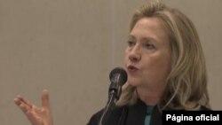 El 1º de junio la secretaria Clinton viajará a Oslo, donde se reunirá con funcionarios noruegos.