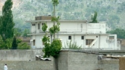 The house where United States forces killed Osama bin Laden in Abbottabad, Pakistan