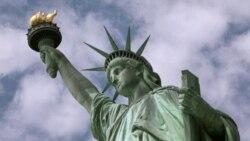 نمونه های برنز از روی مدل اوليه مجسمه آزادی در دسترس عموم قرار می گيرد