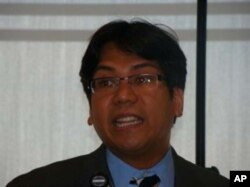 格林馬潘泰, 亞美法律援助處民權律師