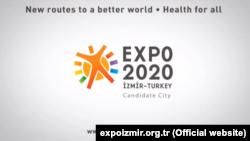 EXPO 2020 İzmir Logosu
