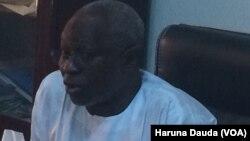 Alhaji Abdu shugaban hukumar zaben jihar Yobe