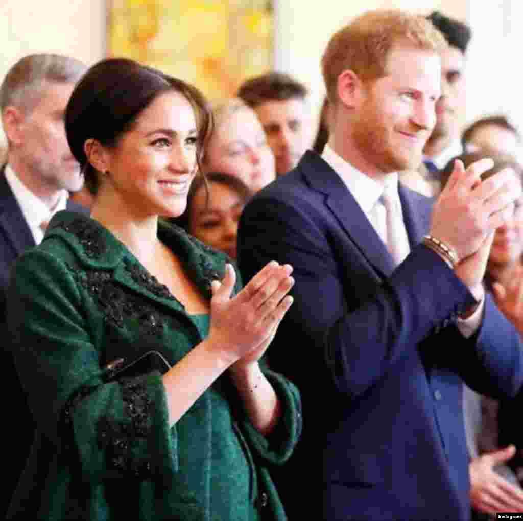 شاهزاده هری و همسرش میگان در انتظار رسیدن نخستین فرزند خود هستند. بحثی در گرفته که آیا فرزند آنها پاسپورت آمریکایی خواهد داشت یا خیر. مادر این نوزاد آمریکایی است و او میتواند پاسپورت آمریکایی بگیرد.