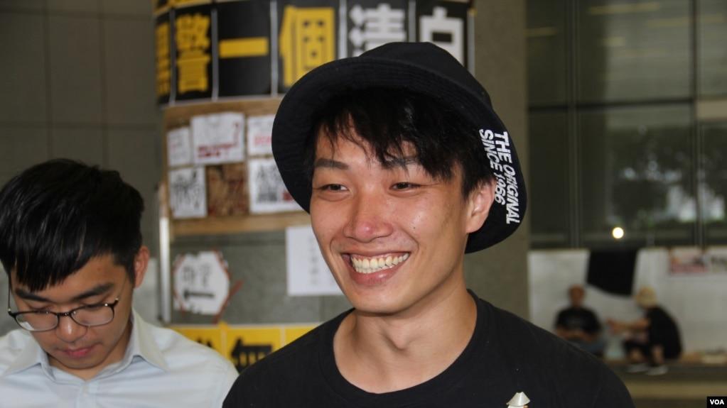 香港民间人权阵线召集人岑子杰再次遇袭受伤
