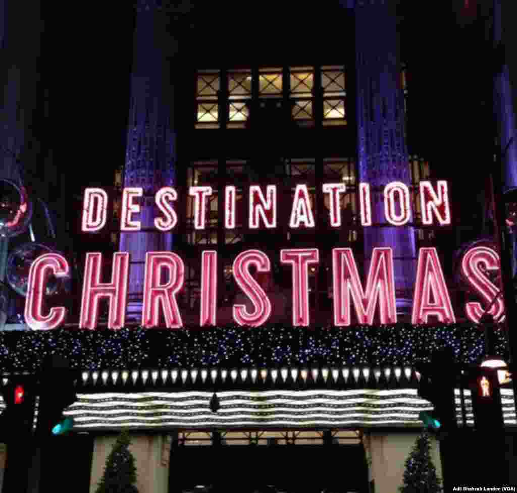 Xmas Destination picture
