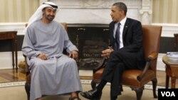 Según la Casa Blanca, los dos líderes dialogaron sobre intereses estratégicos comunes.