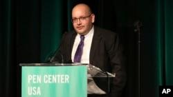 جیسون رضائیان ۵۴۴ روز در ایران زندانی بود.
