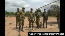 Attaque de la gendarmerie de Kafolo en Côte d'Ivoire. (VOA/ Bambara)