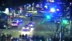 Manhunt on for Boston Bombing Suspect