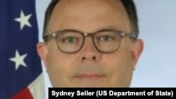 六方会谈美国特使悉尼•塞勒(照片来源:美国国务院)