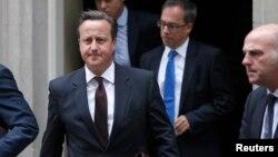 Britanski premijer Dejvid Kemeron, London 7. septembar 2015.