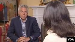 美國前駐華大使洪博培接受美國之音專訪談敘利亞問題